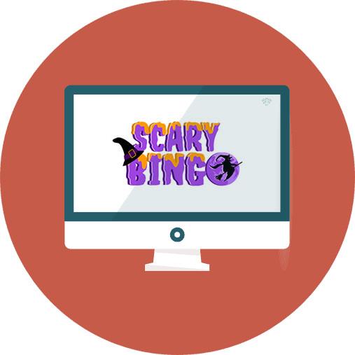 Scary Bingo Casino-review