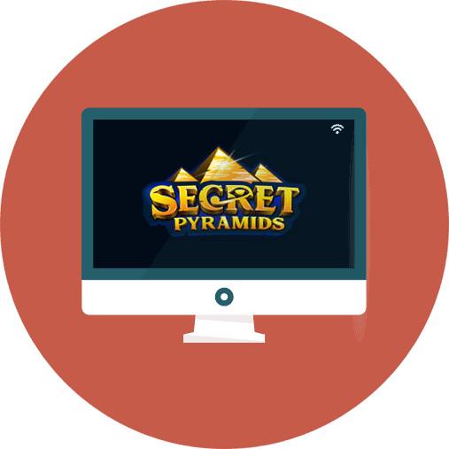 Secret Pyramids Casino-review