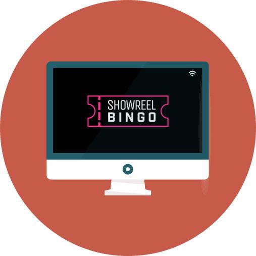 Showreel Bingo-review