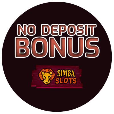 Simba Slots - no deposit bonus cn4u