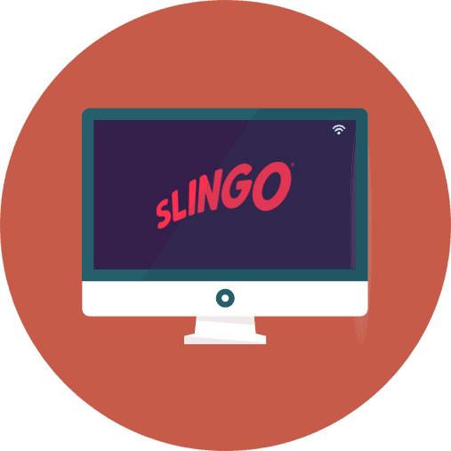 Slingo Casino - casino review