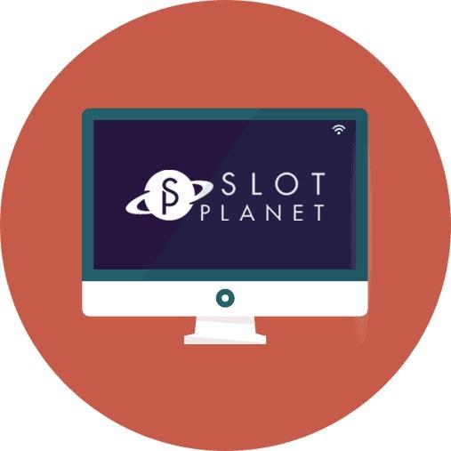 Slot Planet Casino-review
