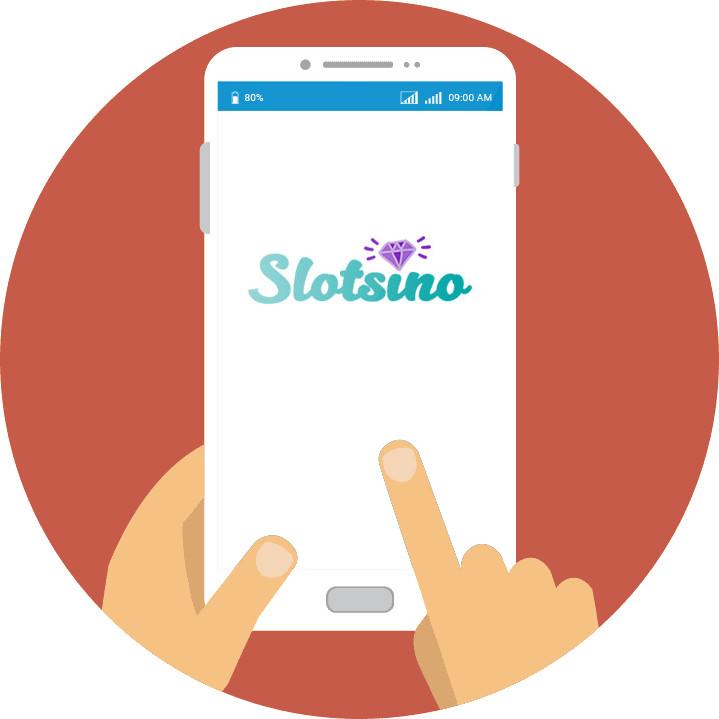 Slotsino Casino-review