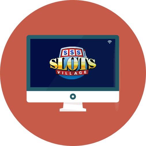 SlotsVillage Casino-review