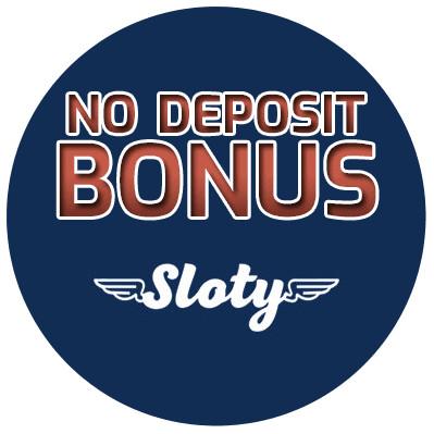 Sloty Casino - no deposit bonus cn4u