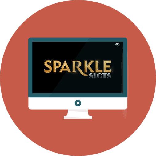 Sparkle Slots Casino-review