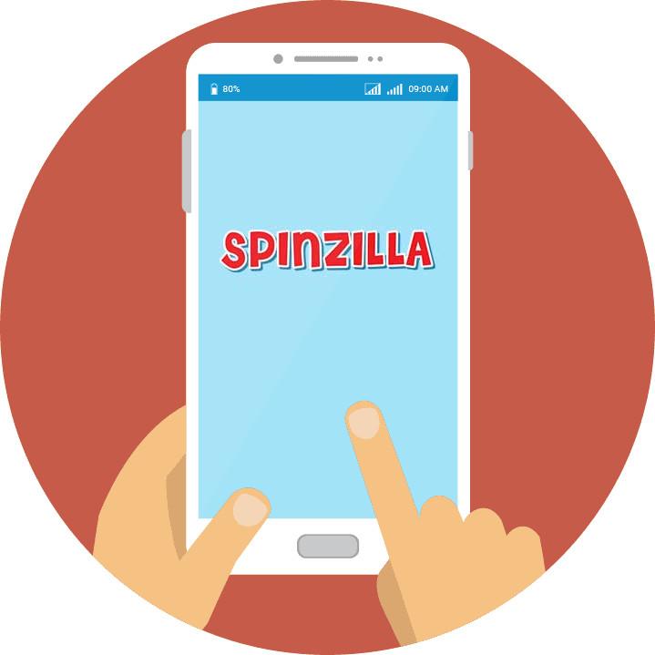 Spinzilla Casino-review