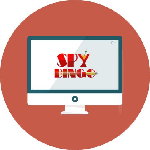 Spy Bingo Casino-review