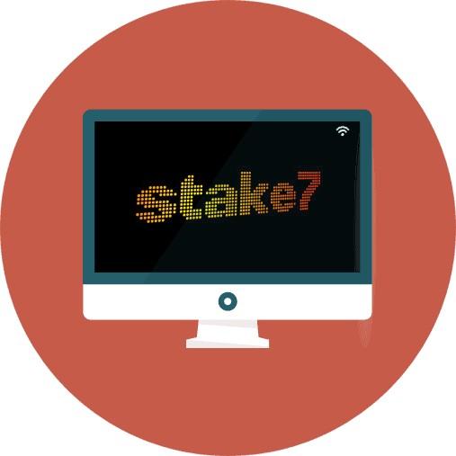 Stake7 Casino - casino review