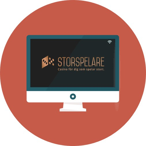 Storspelare Casino-review