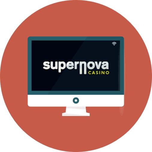 Supernova Casino-review