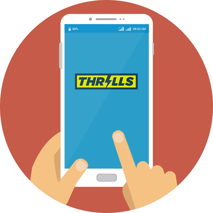 Thrills Mobile Casino