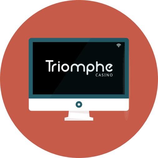 Triomphe Casino-review
