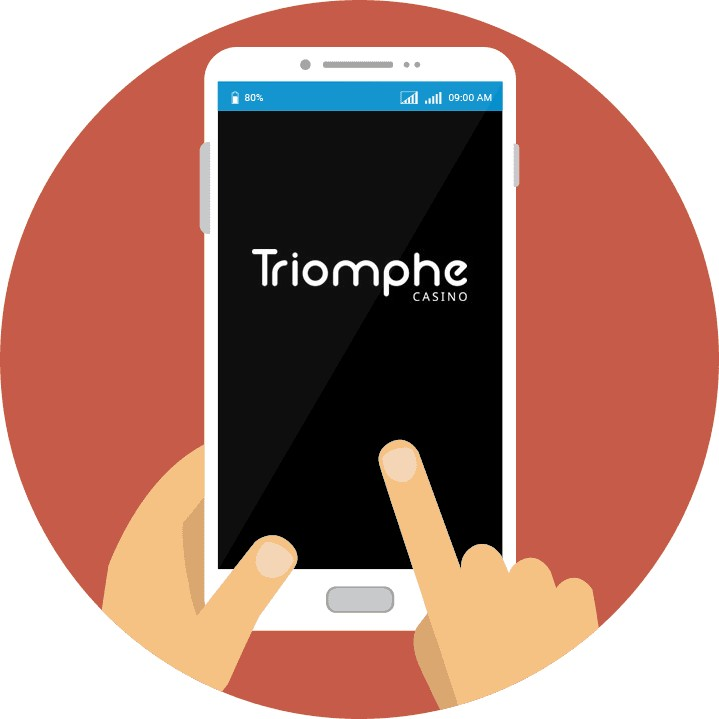 Triomphe Casino-review