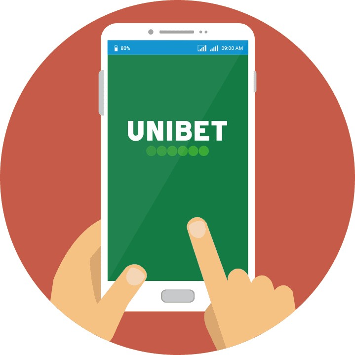 Unibet Casino - Mobile friendly