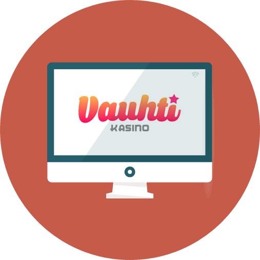 Vauhti-review