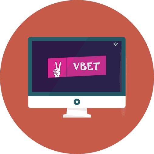 Vbet Casino-review