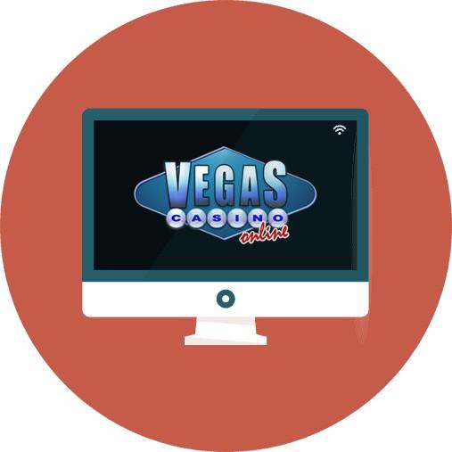 Vegas Casino Online-review