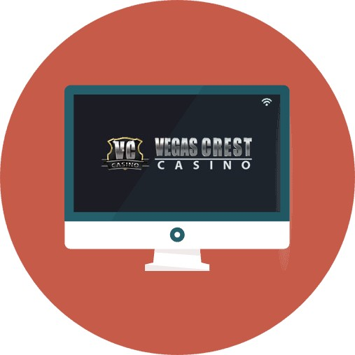 Vegas Crest Casino-review