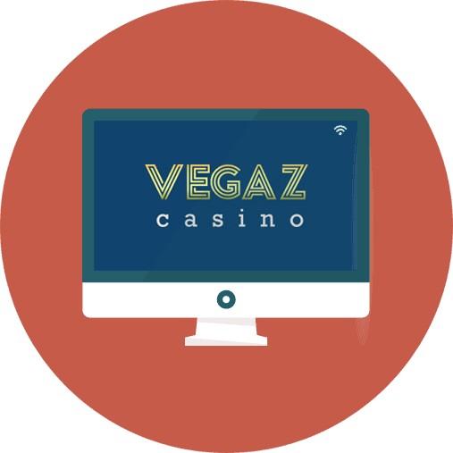 Vegaz Casino-review