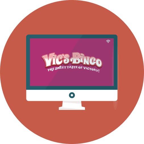 Vics Bingo Casino-review