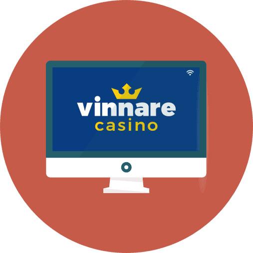 Vinnare Casino - casino review