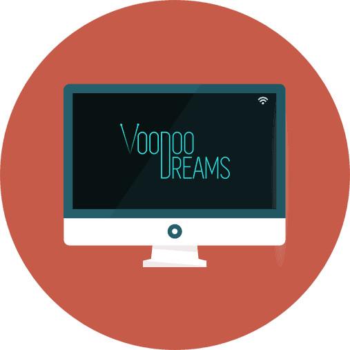 Voodoo Dreams Casino-review