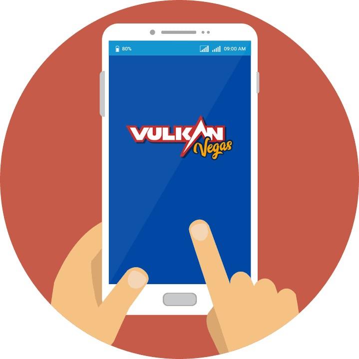Vulkan Vegas Casino-review