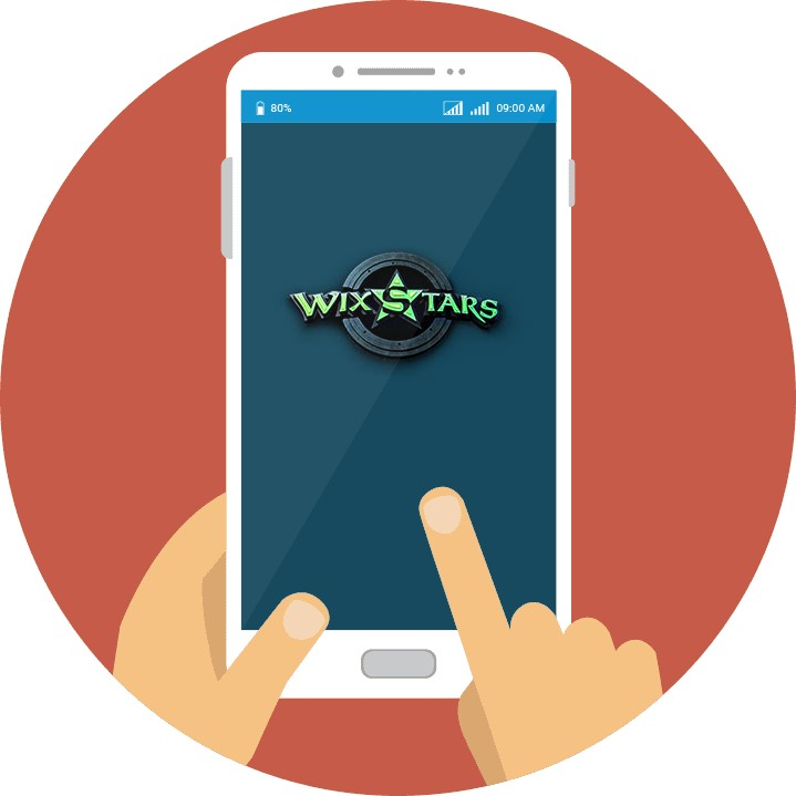 Wixstars Casino-review