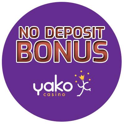 Yako Casino - no deposit bonus cn4u