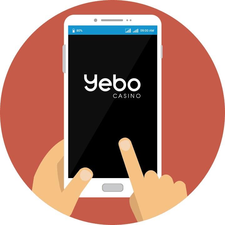 Yebo Casino-review