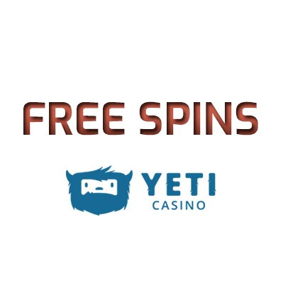 Latest free spins from Yeti Casino