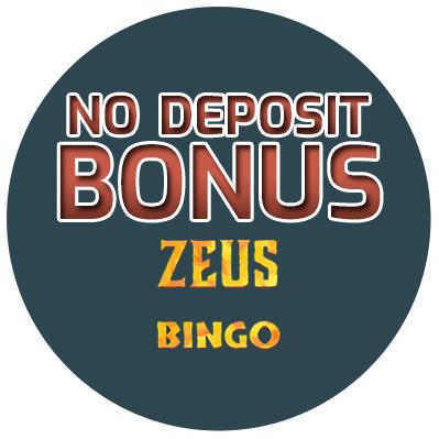 Zeus Bingo - no deposit bonus cn4u