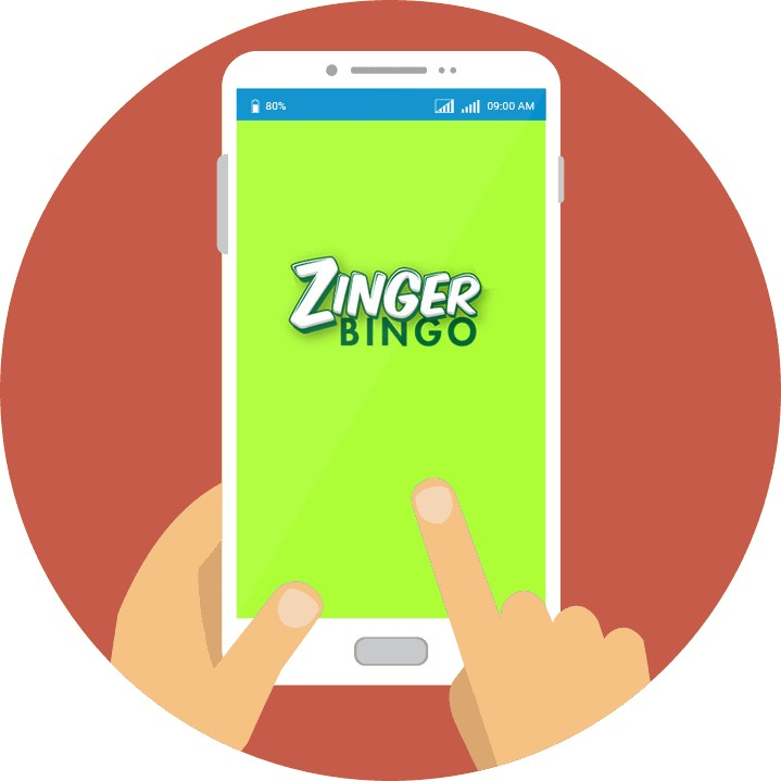 Zinger Bingo Casino-review