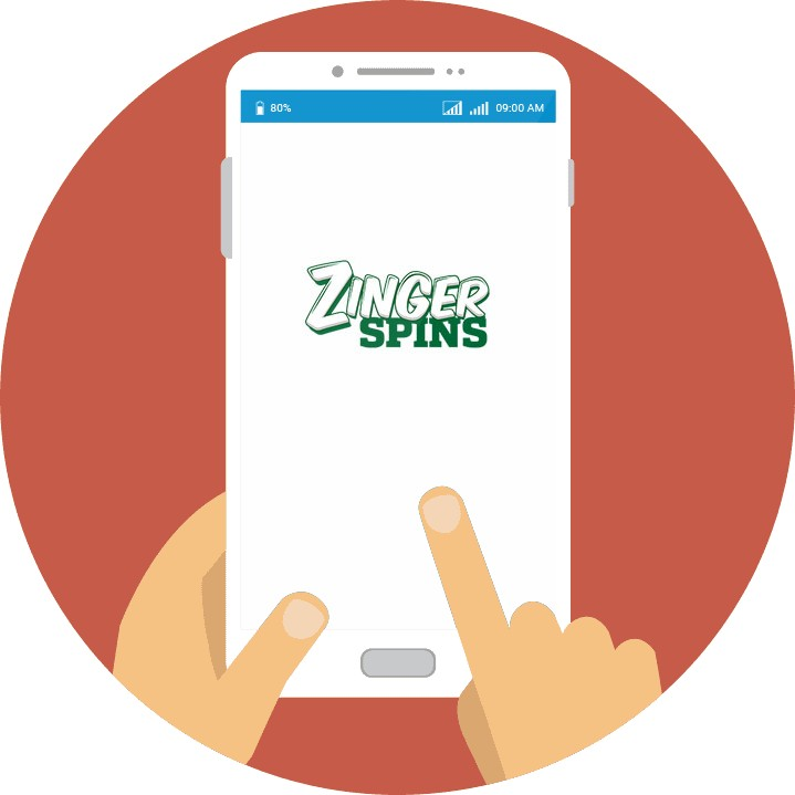 Zinger Spins Casino-review