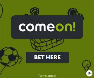 Latest Comeon Casino free spins no deposit for UK players