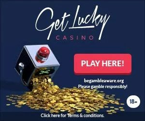 Latest bonus from Get Lucky Casino